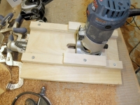 Router Dentil Jig