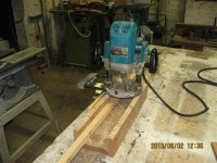 Channel Routing Jig
