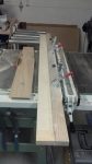 Truing and Tapering Jig