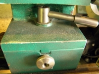 Lathe Tailstock Side Handle