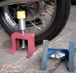 Motorcycle Jack Stands