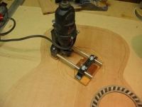 Inlay Routing Jig