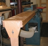 Jointer Table Extension