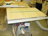 Router Table Circle Cutting Jig