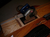 Circular Saw Rail Guide