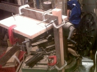 Drill Press Vertical Drilling Jig