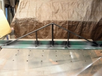 Sheetmetal Bender Truss Modification