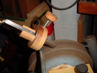 Straight Gouge Sharpening Jig