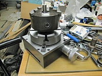 120mm Rotary Table