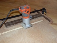 Trim Router Jig