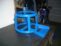 Tire Changing Stand