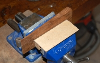 Curved Vise Jaws
