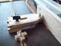 Table Saw Thin Rip Jig