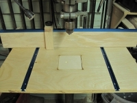 Drill Press Table