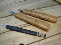 Luthier Knife Handles
