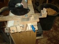 Turning Tool Sharpening Jig