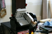 Belt Sander Sharpening Jig