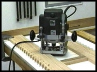 Shelf Pin Jig