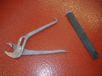 Modified Channel Lock Pliers