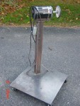 Portable Buffer Stand