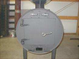 Homemade oil burner heater homemade free engine image for Heater that burns used motor oil