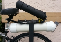 Bicycle Storage Canister