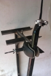 Wall Mounted Workstand