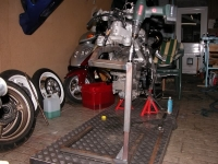 Motorcycle Front Lift