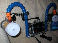 Underwater Camera Light Housing