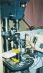 Inlay Machine