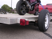 Air Suspension Trailer