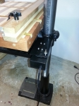 Motorized Drill Press Table Lift