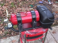 Fire Extinguisher Air Compressor