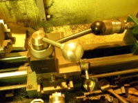 Lathe Handle