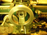 Lathe Cross Slide Modification