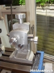 Rotary Table Tailstock