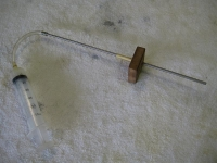 Fork Oil Measuring Tool