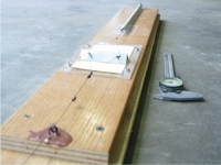 Deflection Angle Measurement Tool