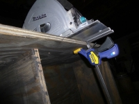 Track Saw Clamp
