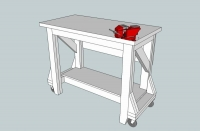 Portable Workbench Design