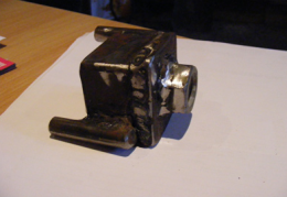 Homemade briggs and stratton engine clutch adaptor for Briggs and stratton motor locked up