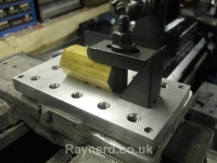 Cross Slide Mounting Plate