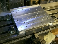 Milling Plate