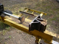 Log Splitter Press Adaptor