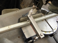 Miter Saw Hold Down Clamp