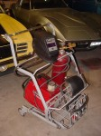 Welding Cart from Shopping Cart