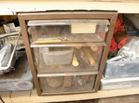 3-Drawer Tool Storage Unit