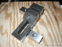 Precision Vise Clamps