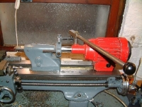 Powered Tailstock