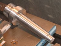 Morse Taper Spindle